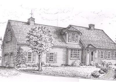 David Morse House